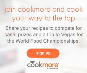 Cookmore Competition Win Trip to Vegas