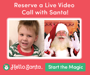 Hello Santa Live Video Call for Child