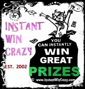 Instant win prizes worldwide sport
