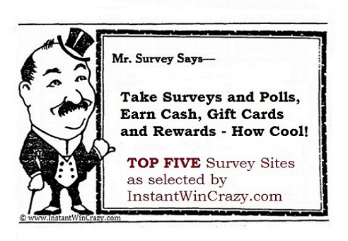 Top Five Paid Survey Sites Online